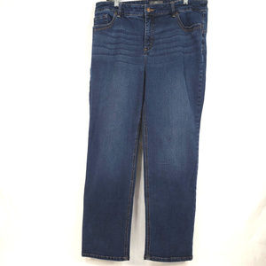 Chico's SO Lifting Collection Jeans Size 2.5 12-14